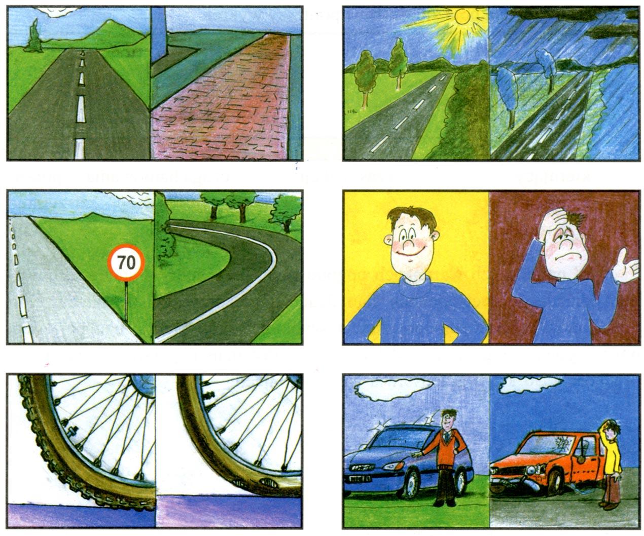 czynniki wpływające na długość drogi hamowania